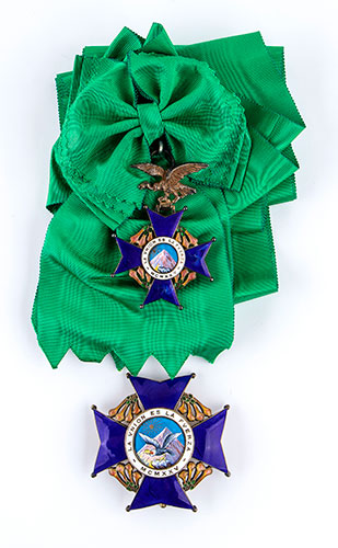 Bolivia, National Order of the ...