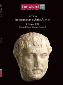 Auction 34 - Antiquities - Rome - 8 June 2017