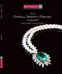 Auction 35 - Jewellery - Rome - 8 June 2017